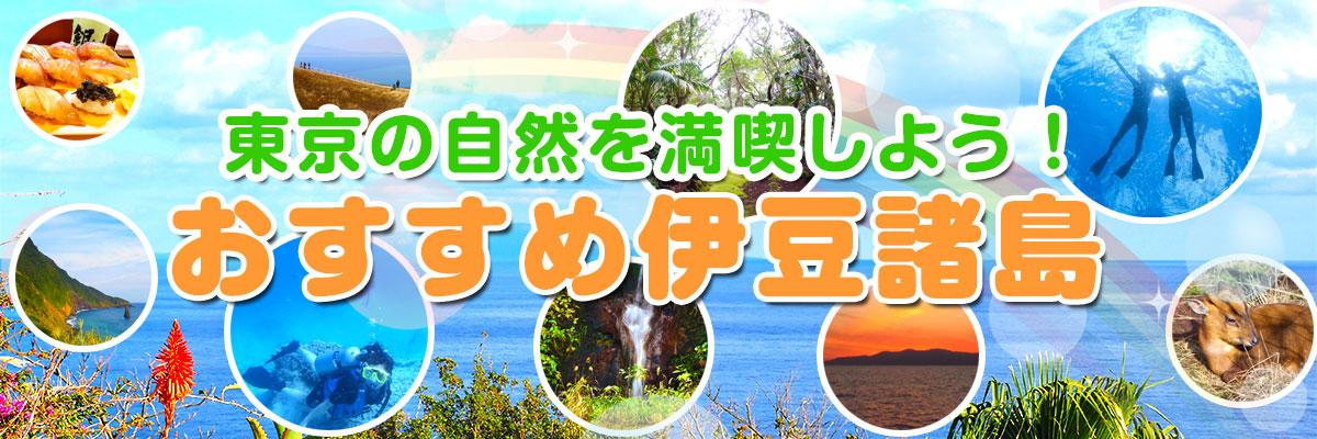 伊豆諸島の旅
