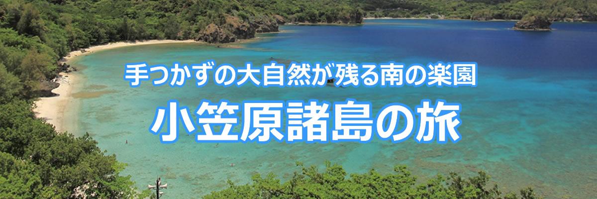 小笠原諸島の旅